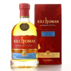 Kilchoman 2007 Single Bourbon Cask #307 / TWE 20th Anniversary