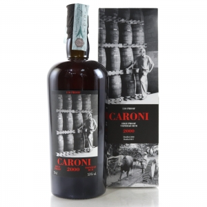 Caroni 2000 High Proof 17 Year Old Heavy Rum
