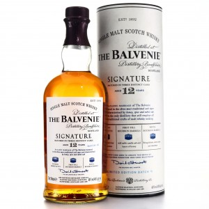 Balvenie 12 Year Old Signature Batch #5