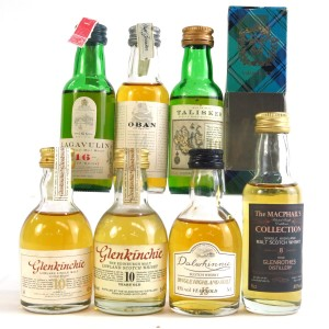 Single Malt Miniature Selection 7 x 5cl