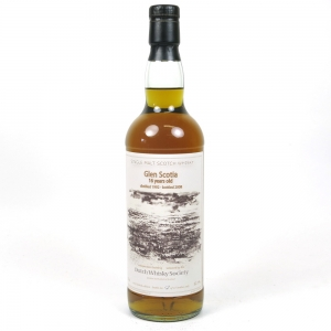 Glen Scotia 1992 Dutch Whisky Society 16 Year Old
