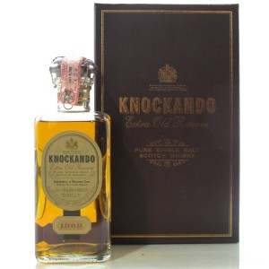 Knockando 1969 Extra Old Reserve / F&C Import