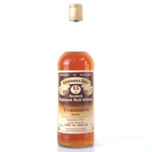 Teaninich 1971 Gordon and MacPhail 15 Year Old