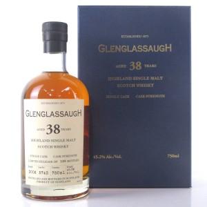 Glenglassaugh 1967 Single Cask 38 Year Old 75cl / US Import