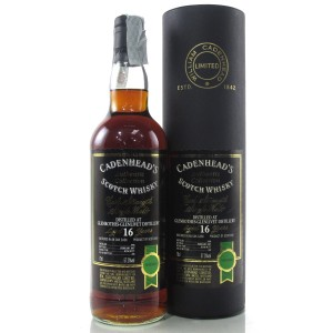 Glenrothes 1990 Cadenhead's 16 Year Old