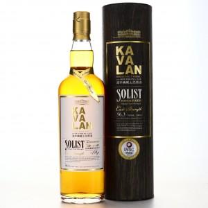 Kavalan Solist Cask Strength Bourbon Cask / 56.3%
