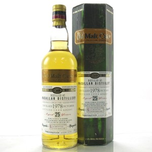 Macallan 1978 Douglas Laing 25 Year Old