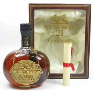 Whyte and Mackay 21 Year Old