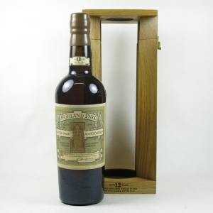 Highland Park Saint Magnus 12 Year Old 2nd Edition front