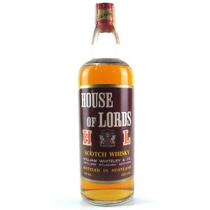House of Lords Blended Scotch Whisky 1970s