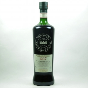 Hakushu 1999 SMWS 14 Year Old 120.7 front