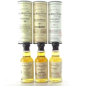 Blavenie Miniature Selection 3 x 5cl
