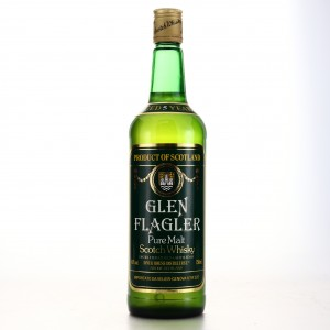 Glen Flagler Pure Malt 5 Year Old / Velier Import