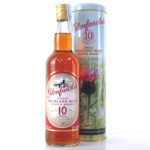 Glenfarclas 10 Year Old / A Force of Nature