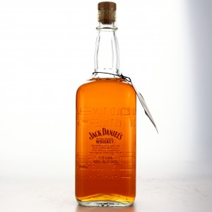 Jack Daniel's Old No.7 1895 Replica 1 Litre