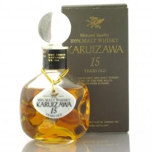 Karuizawa 15 Year Old 100% Malt Whisky 10cl