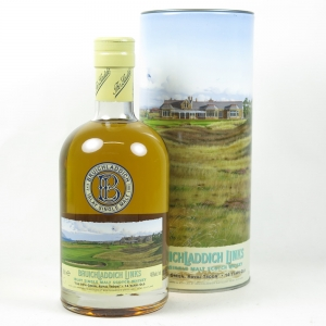 Bruichladdich Links 'The 18th Hole Royal Troon' 14 Year Old Front