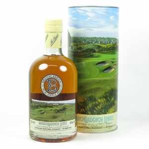 Bruichladdich Links 'Carnoustie Golf Links' 14 Year Old Front