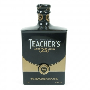 Teachers 25 Year Old Decanter