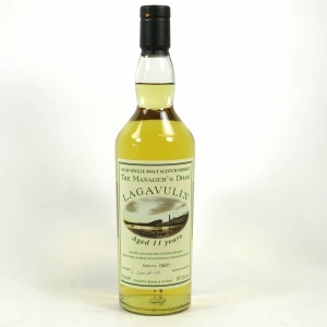 Lagavulin Manager's Dram 11 Year Old 2013 Front