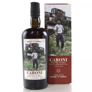 Caroni 1998 Caroni Employees 20 Year Old Heavy Rum / Dennis 'X' Gopaul