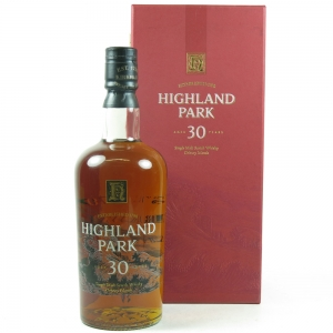 Highland Park 30 Year Old (Old Style) front