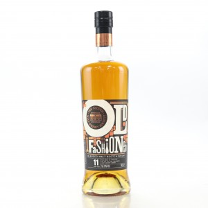 Old Fashioned 11 Year Old SMWS Blended Malt Batch 05