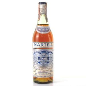 Martell 3 Star Cognac 50cl 1960s