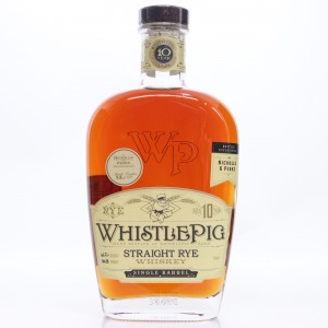 Whistlepig 10 Year Old Single Barrel Rye / Nickolls & Perks