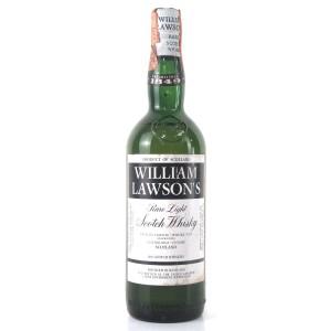 William Lawson's Rare Light Scotch Whisky 1960s
