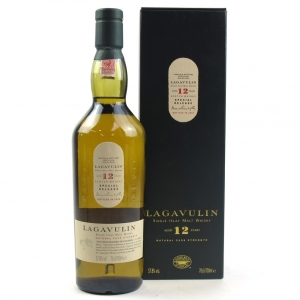 Lagavulin 12 Year Old 2003 Release