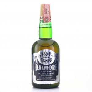 Dalmore 20 Year Old Edoardo Giaccone Whiskyteca 20th Anniversary