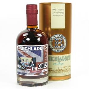 Bruichladdich God Save the Queen Valinch