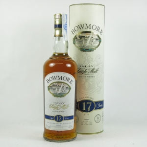 Bowmore 17 Year Old Front