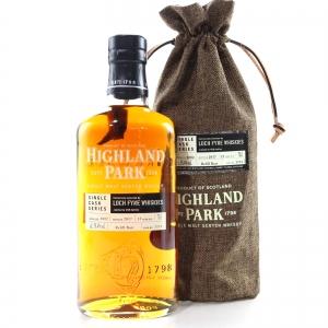Highland Park 2002 Single Cask 15 Year Old #3374 / Loch Fyne Whiskies