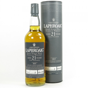 Laphroaig 21 Year Old / Terminal 5 Exclusive