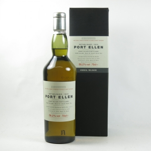 Port Ellen 1978 25 Year Old 4th Release front