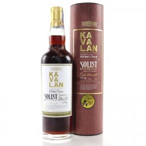 Kavalan Solist Cask Strength Sherry Cask / LMDW & The Nectar