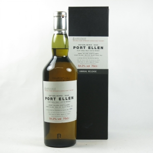 Port Ellen 1978 27 Year Old 6th Release front