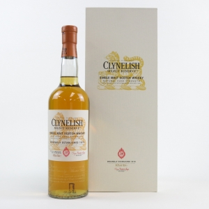 Clynelish Select Reserve 2014 Release