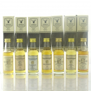 Gordon and MacPhail Closed Distillery Miniatures x 7 / Including Brora 1982