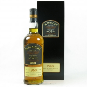 Bowmore 1968 Bourbon Cask 37 Year Old front