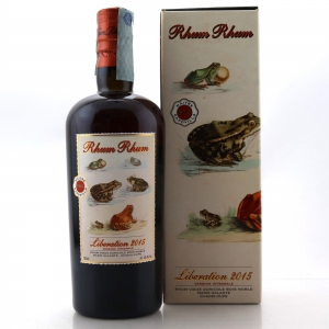 Bielle 6 Year Old Rhum Rhum / Liberation Full Proof 2015
