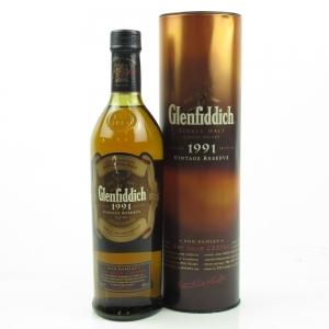 Glenfiddich 1991 Don Ramsay Vintage Reserve