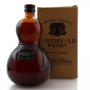 Suntory Old Whisky Gourd Bottle 72cl