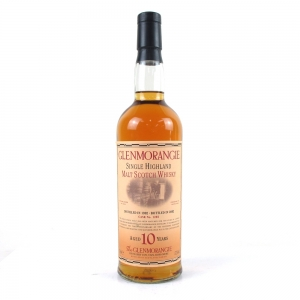 Glenmorangie 1992 Single Cask #1285 Partnership Bottling