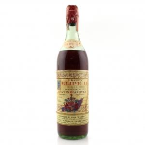 Felipe II Solera Especial Brandy 1962