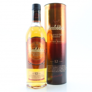Glenfiddich 12 Year Old Toasted Oak Reserve