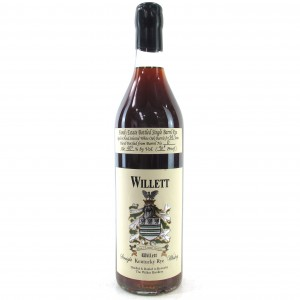 Willett Family Estate 24 Year Old Single Barrel Rye #10 / Pacific Edge