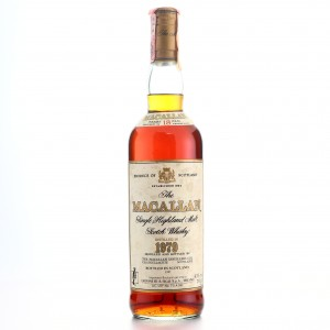 Macallan 1979 18 Year Old / Giovinetti Import